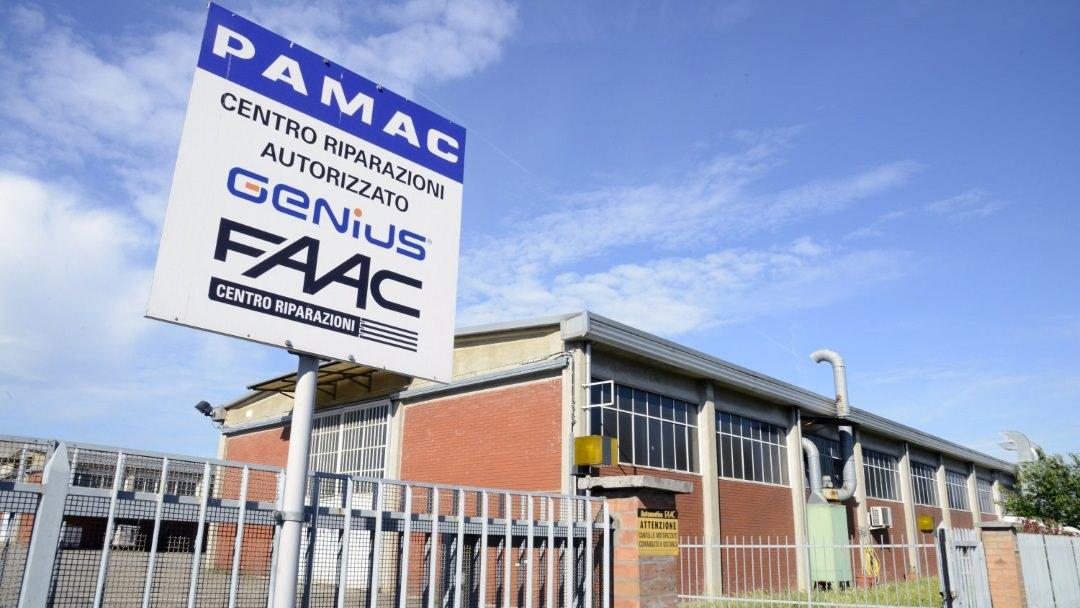 Pamac-Centro-Riparazioni-autorizzato-FAAC